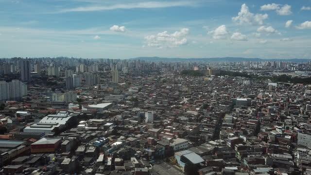 heliopolis favela in sao paulo, brazil - unfairness stock videos & royalty-free footage