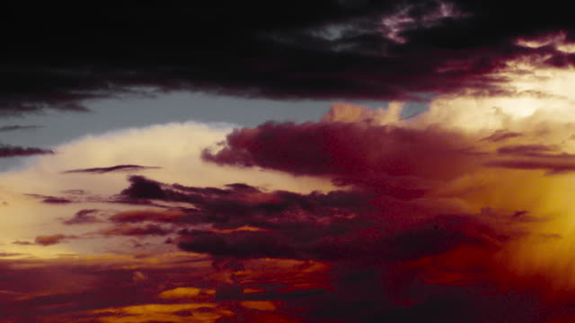 hell of the sky - threats stock videos and b-roll footage