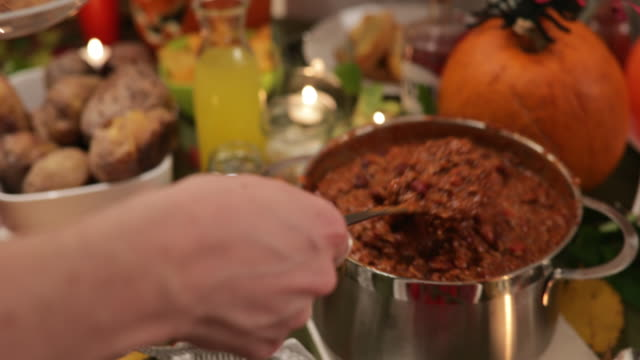 help yourself! - baked potato stock videos & royalty-free footage