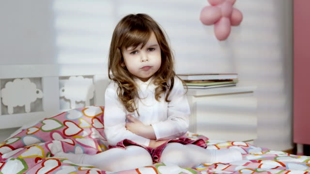 hd: helpless little girl - video stock videos & royalty-free footage