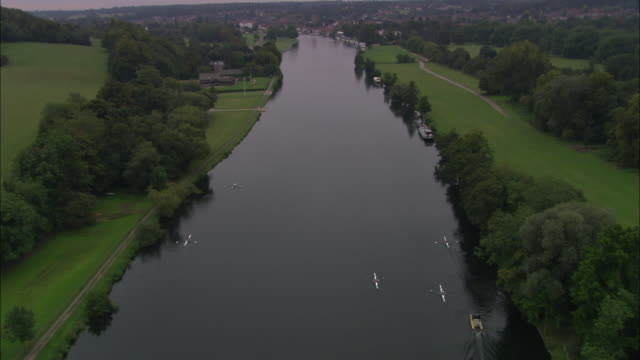 henley on thames - berkshire england stock videos & royalty-free footage