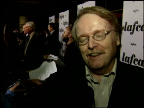 henry sheehan at the 2006 lafca los angeles film critic's association awards at park hyatt in century city, california on january 17, 2006. - critic stock videos & royalty-free footage