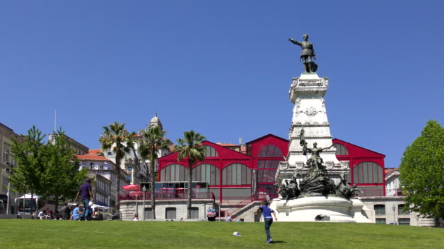 henry the navigator - porto, portugal - henry the navigator stock videos and b-roll footage