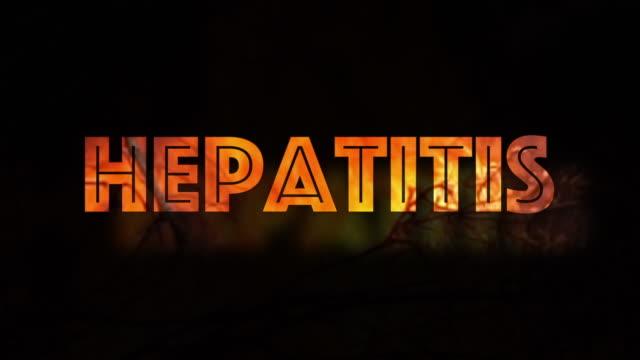 hepatitis increase - impact stock videos & royalty-free footage