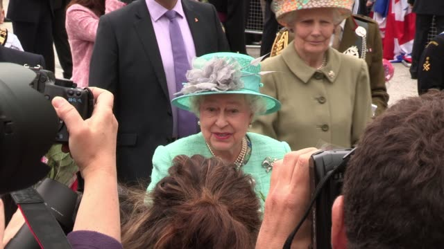 Her Majesty The Queen and the Duke and Duchess of Cambridge visit Nottingham as part of the Diamond Jubilee celebrations Royal Diamond Jubilee Visit...
