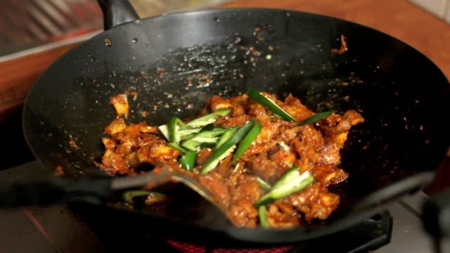 herb food - thai food stock videos and b-roll footage