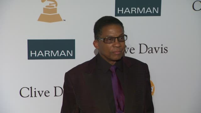 Herbie Hancock at Clive Davis And The Recording Academy's 2012 PreGRAMMY Gala And Salute To Industry Icons Honoring Richard Branson on 2/11/12 in...