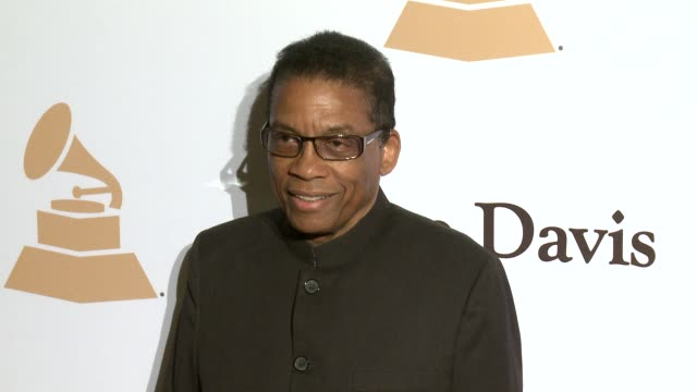 herbie hancock at the 2016 pre-grammy gala and salute to industry icons honoring irving azoff at the beverly hilton hotel on february 14, 2016 in... - herbie hancock stock videos & royalty-free footage