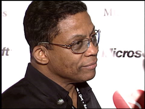 herbie hancock at the musicares 2004 person of the year: sting at sony pictures studios in culver city, california on february 6, 2004. - herbie hancock stock videos & royalty-free footage