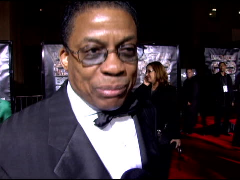 herbie hancock on the gap that bet filled in american entertainment, on the executive staff at bet and the cutting edge ideas they have, on the... - herbie hancock stock-videos und b-roll-filmmaterial