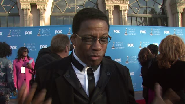 herbie hancock on winning the grammy and the event at the 39th annual naacp image awards at the shrine auditorium in los angeles, california on... - herbie hancock stock-videos und b-roll-filmmaterial
