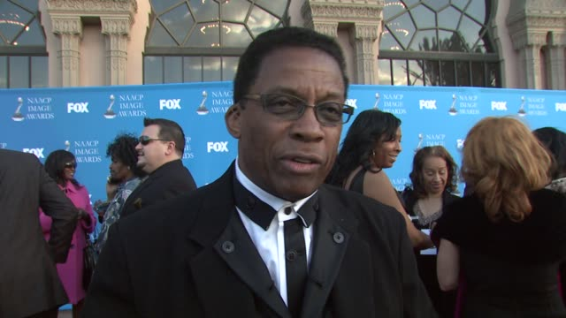 herbie hancock on winning the grammy, this event, how jazz is not about bling or self-destruction, and how he celebrated his win by sleeping at the... - shrine auditorium stock videos & royalty-free footage