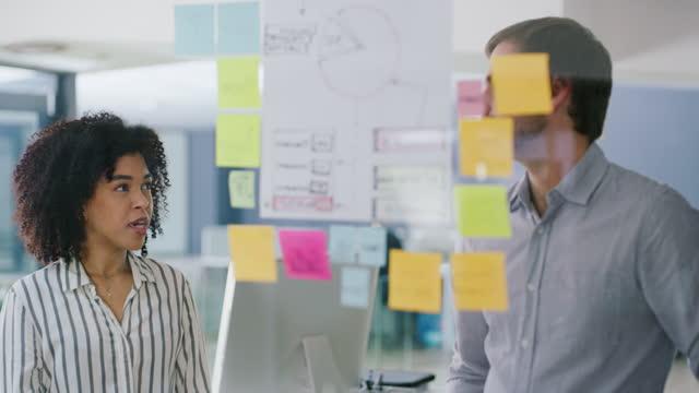 vídeos de stock, filmes e b-roll de aí vem a estratégia para salvar o dia - organização