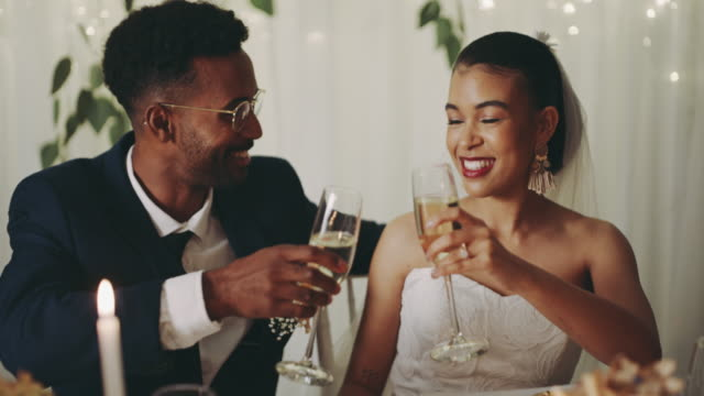 here's to love, laughter and happily ever after - eternity stock videos & royalty-free footage