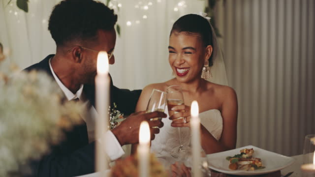 here's to many more years - wedding reception stock videos & royalty-free footage