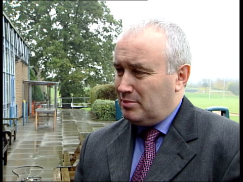 Detective Chief Inspector Tim Stevens interview SOT Thorns may have scratched or marked the attacker
