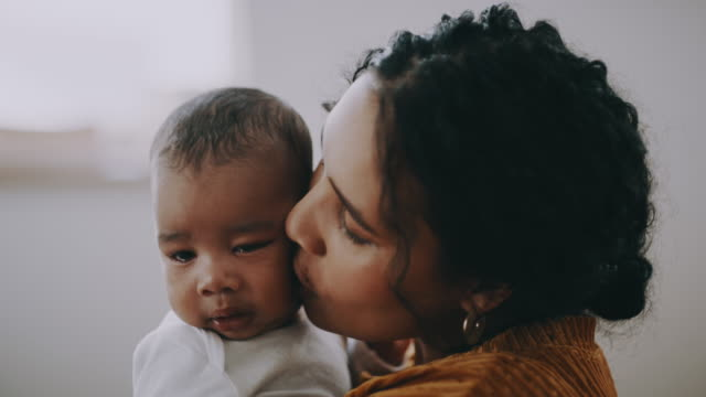 he's a part of me - newborn stock videos & royalty-free footage