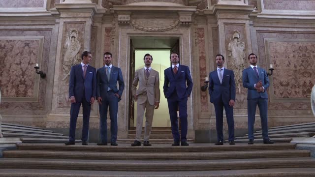 ITA: Ricci's new collection King for day mixes fashion and royalty