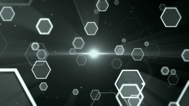 Hexagon Background Loopable