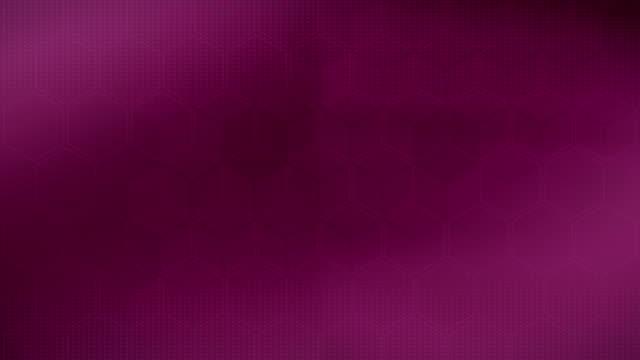 sfondo esagonale 3 (ad anello - elemento del design video stock e b–roll