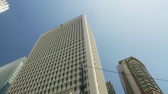 Hi Rise Buildings in Marunouchi