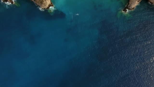 hidden beach - clostridium tetani stock videos & royalty-free footage