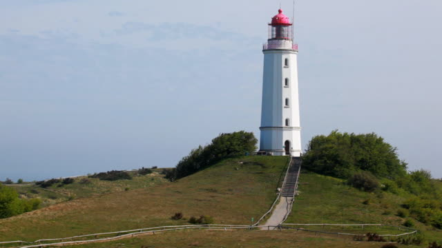 Insel Hiddensee lighthouse