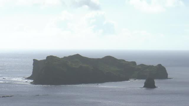 higashijima island, ogasawara, japan - desert island stock videos & royalty-free footage
