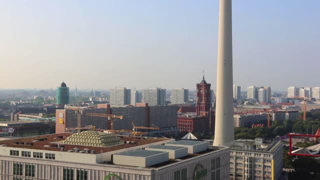 High Angle of Berlin