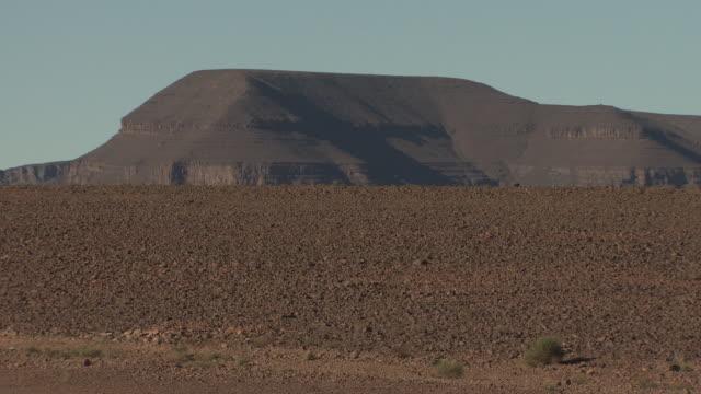 High Atlas foothills PAN Landscape