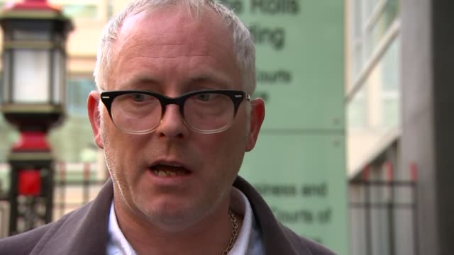 High Court judge upholds injunction against antifracking protests London DAY Joe Corre interview SOT