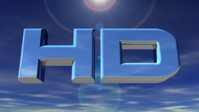 high definition hd with sky (loop) - sundog stock videos & royalty-free footage