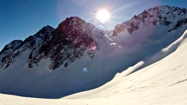 High Mountain temps qui passe