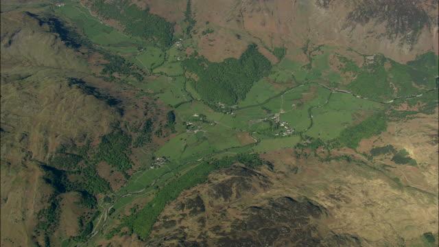High Over Lake District