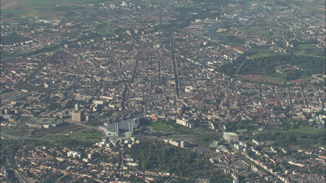 high over lille - lille stock videos & royalty-free footage