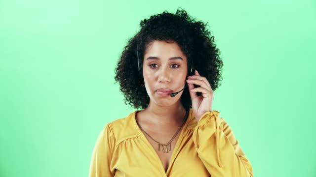 vídeos y material grabado en eventos de stock de atención al cliente de alta calidad a su servicio - técnico telefónico