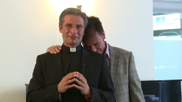 a high ranking polish priest from the vatican revealed he was gay on saturday saying he wanted to challenge the church's paranoia on the eve of a key... - paranoia stock videos & royalty-free footage