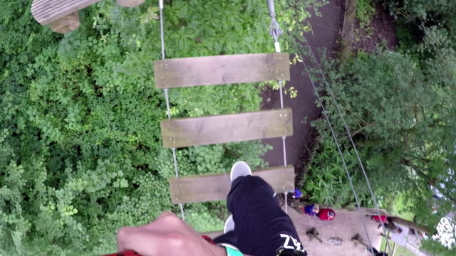 High Ropes / Assault course Montage clips