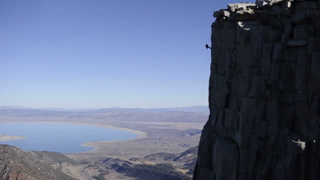 High Sierra Rappelling