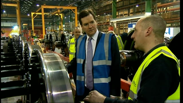 second phase unveiled england yorkshire leeds int various shots david cameron mp sat on train with patrick mcloughlin mp maria miller mp and... - patrick mcloughlin stock videos and b-roll footage