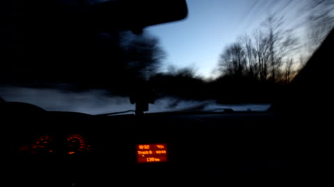 high speed car driving time lapse - super slow motion stock videos & royalty-free footage