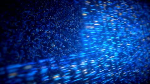 vídeos y material grabado en eventos de stock de high speed data flow background - imagen generada digitalmente