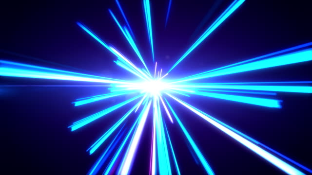 high speed lights tunnel motion trails - ray stock videos and b-roll footage