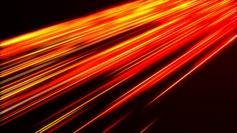 vídeos y material grabado en eventos de stock de alta velocidad luces rutas de movimiento de túnel - rayo de luz