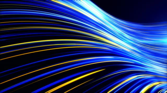 high speed lights tunnel motion trails - light trail stock videos & royalty-free footage