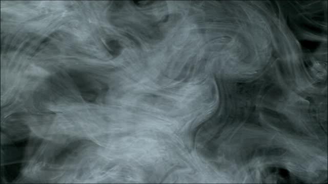 high speed nitrogen fog - swirl stock videos & royalty-free footage
