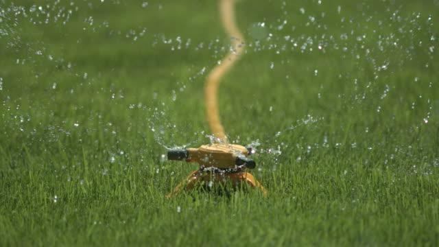 High speed Sprinkler