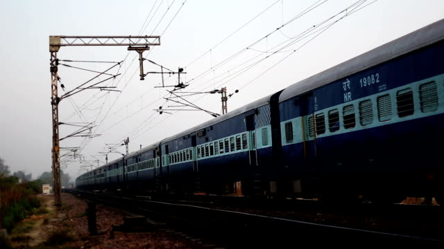 high speed train entering in to the station - station stock videos & royalty-free footage