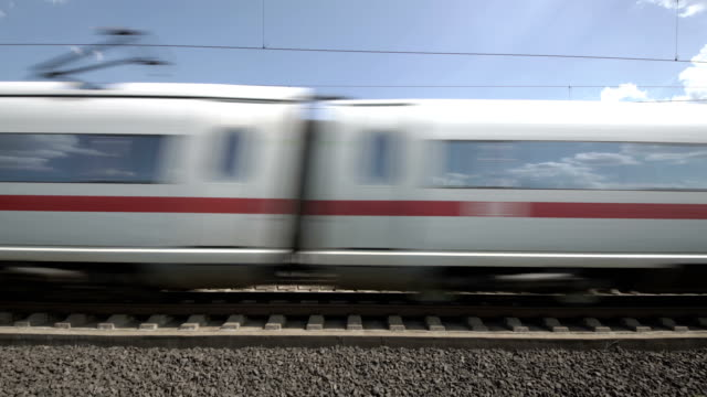 high speed train - passenger train stock videos & royalty-free footage