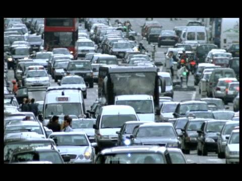 High Speed - WA Grid locked traffic, Paris